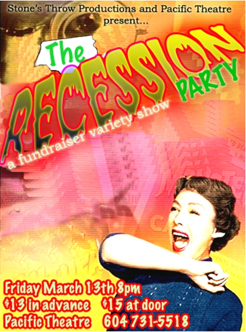 The Recession Party
