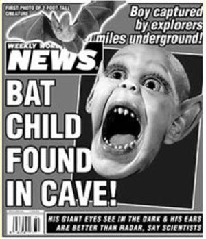 weekly world news bat boy